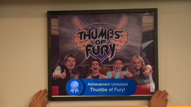 File:Season 1, Episode 6 - Thumbs of Fury! achievement.png