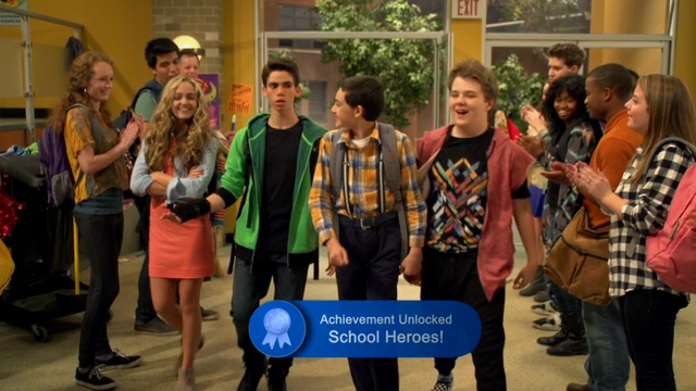 File:Season 1, Episode 1 - School Heroes! achievement.png