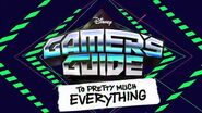 Gamer's Guide to Pretty Much Everything logo - colored