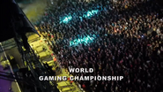 Season 1, Episode 1 - World Gaming Championship fans