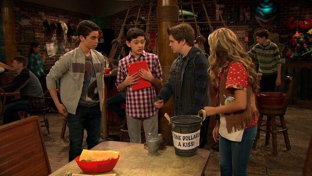 File:Season 1, Episode 3 - Wendell decides to take Franklin's tablet.jpg