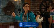 Season 1, Episode 10 - Cockroach Combo! achievement