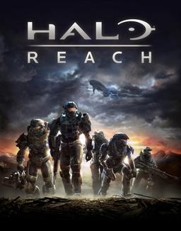 Halo- Reach box art