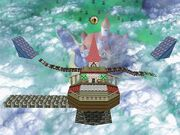 Peach's Castle (SSB)