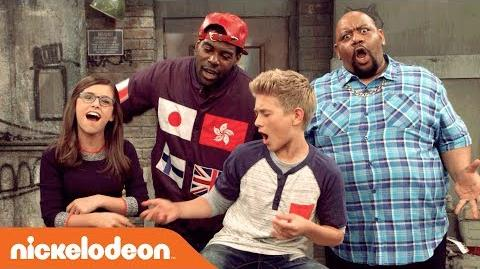 Game Shakers 'Drop Dat What!' 🎤 Sing-Along Nick