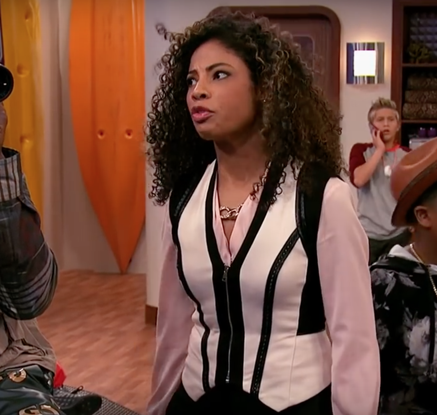 Jackie Griffin Game Shakers Wiki FANDOM powered by Wikia