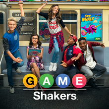 Game Shakers S2