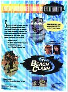 Beach Clash Ad