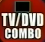 TV:DVD Combo