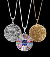 Wheel of Fortune Necklaces