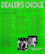 Dealer's Choice 8-5-1974
