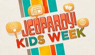 Jeopardy! Season 27 Kids Week Title Card
