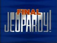 Final Jeopardy! -33