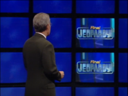 Jeopardy! 1999 Final Jeopardy! reveal