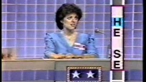 Scrabble (July 4, 1984) 3rd episode! Mary Jo vs Jack