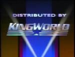 King World 1989-1998 closing logo