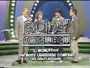 Body Language Closing Logo