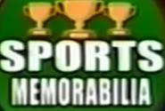 Sports Memorabilla