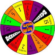 Spin to Win wheel by wheelgenius