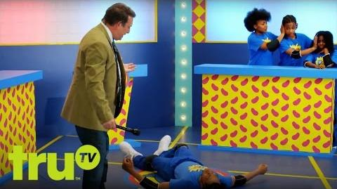 Friends of the People - Banned Double Dare Fall (Featuring Marc Summers)