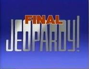 Final Jeopardy! -1
