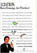 Win Lose or Draw promo ad 2