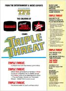 Triple Threat '87 ad