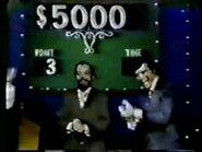 Jim Applauds Bob's Win