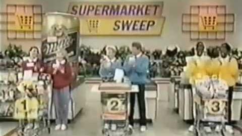 Supermarket Sweep (1993) Kelley & Vicky vs. Tracey & Stacey vs