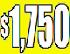 $1750