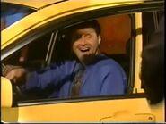 Gary in the Suzuki Aerio SX