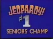 Jeopardy! Seniors Champ