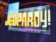 Jeopardy! 1996-1997 title card
