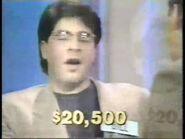 $20,500 Winner!