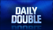 Jeopardy! Season 26 Daily Double title card