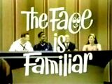 The face is familiar-show