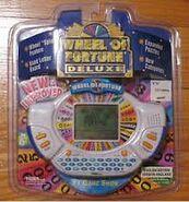 Wheel of Fortune Deluxe Handheld 1999