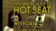 Hot Seat Promo Premiere Pic