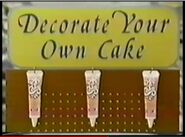Decorate a Cake