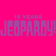 Jeopardy! 15 Years Logo