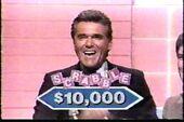 Chuck Woolery $10,000 Winner!