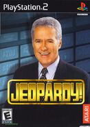 Jeopardy! Playstation 2 Video Game