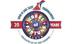 Carnival Wheel Partnership Logo F