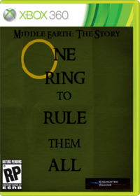 Middle Earth The Story Artwork