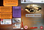 Burnt Skies Veteran Edition Box Art - British Isles