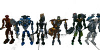 BIONICLE: League of Toa