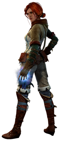 File:Triss merigold render by givemeafuck-d5e8m9l.png