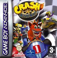 Crash Nitro Kart GBA EU