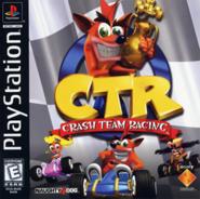 Crash Team Racing NA