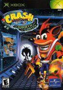 Crash Bandicoot WoC Xbox NA